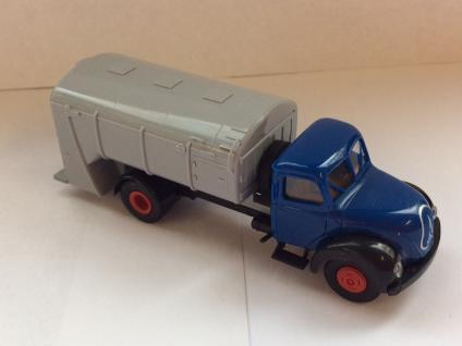 Brekina 42261 Magirus Mercur Müllwagen
