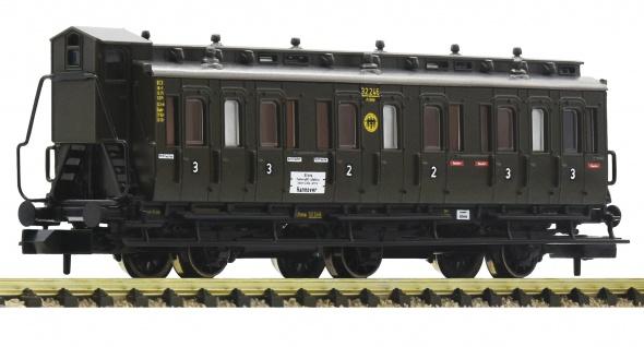 Fleischmann 806504 Abteilwagen der DRG