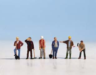 Noch 45110 Bauarbeiter