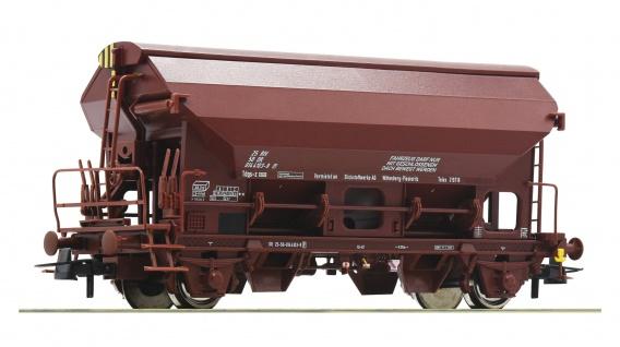 Roco 76578 Schwenkdachwagen der DR