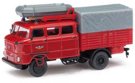 Busch 95161 IFA W50 RTGW Feuerwehr