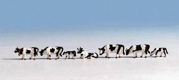 Noch 45721 Kühe, schwarz-weiß