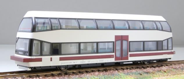 Kres 6702 Doppelstock-Schienenbus BR 670