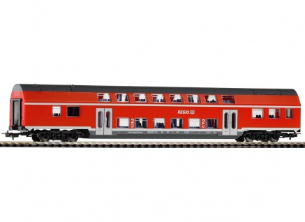 Piko 57620 Doppelstock Personenwagen