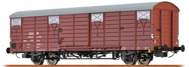 Brawa 49900 Gedeckter Güterwagen der DR