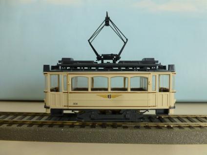 Berolina Straßenbahn DVB Dresden