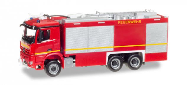 Herpa 093309 MB Arocs S Empl Feuerwehr