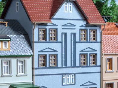 Auhagen 48650 Sprossenfenster und Türen