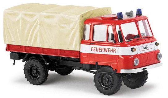Busch 50245 Robur Lo 2002 A Feuerwehr