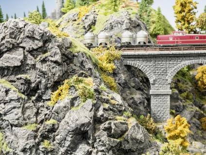 Noch 58462 Felsplatte Basalt