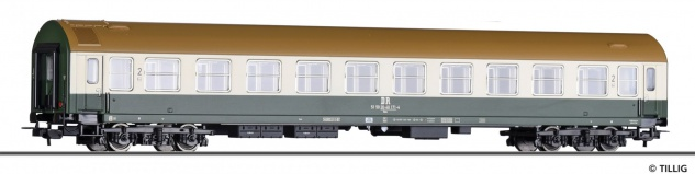 Tillig 74936 Reisezugwagen der DR Typ Y