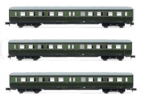 Arnold HN4191 Wagen-Set Lowa E5 der DR