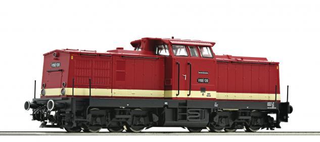 Roco 36305 Diesellokomotive V100 Sound