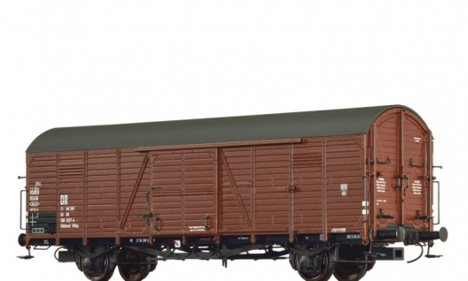 Brawa 48730 Gedeckter Güterwagen der DR