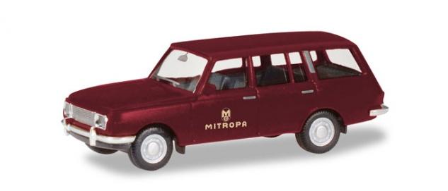 Herpa 093781 Wartburg 353 Tourist Mitropa