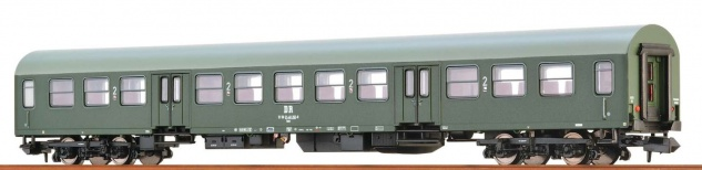 Brawa 46040 Halberstädter Personenwagen