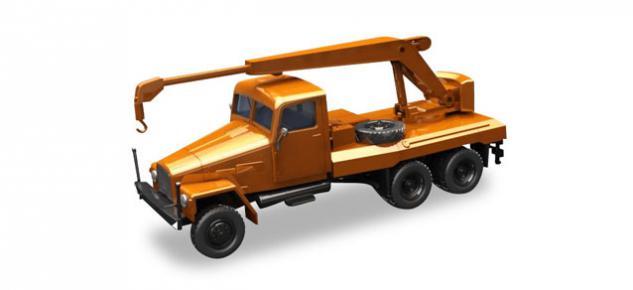 Herpa 308113 IFA G5 Kranfahrzeug