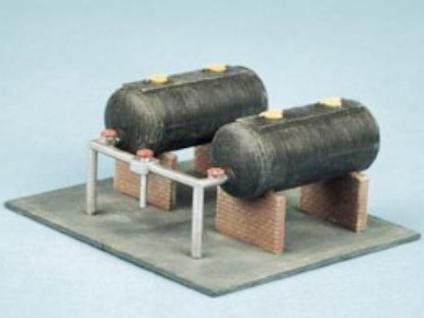 Plastic Ratio Models 315 Oil Tanks - Vorschau