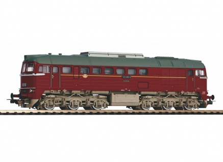 Piko 52817 Diesellok BR 120 der DR Sound - Vorschau 1