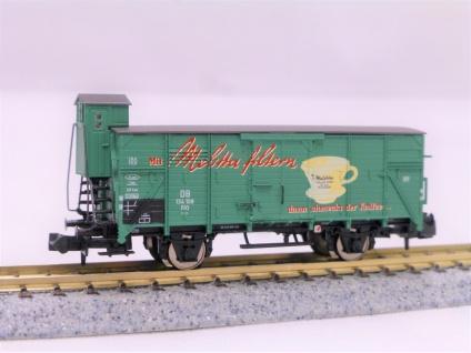 Brawa 67490 Güterwagen Melitta der DB