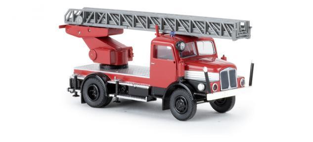 Brekina 71727 IFA S4000 DL25 Feuerwehr