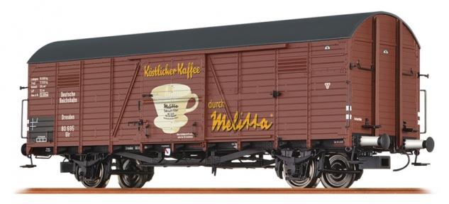 Brawa 48741 Güterwagen Melitta der DRG