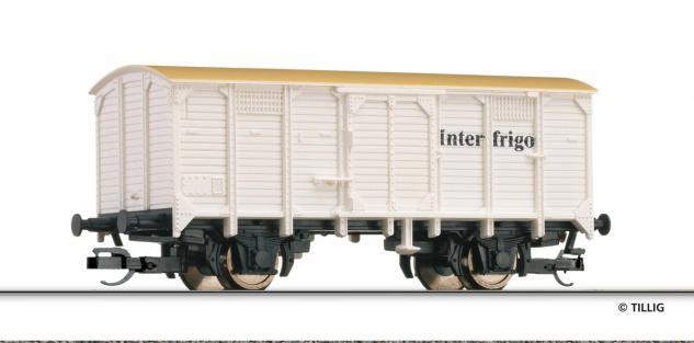 Tillig 14148 Kühlwagen Interfrigo