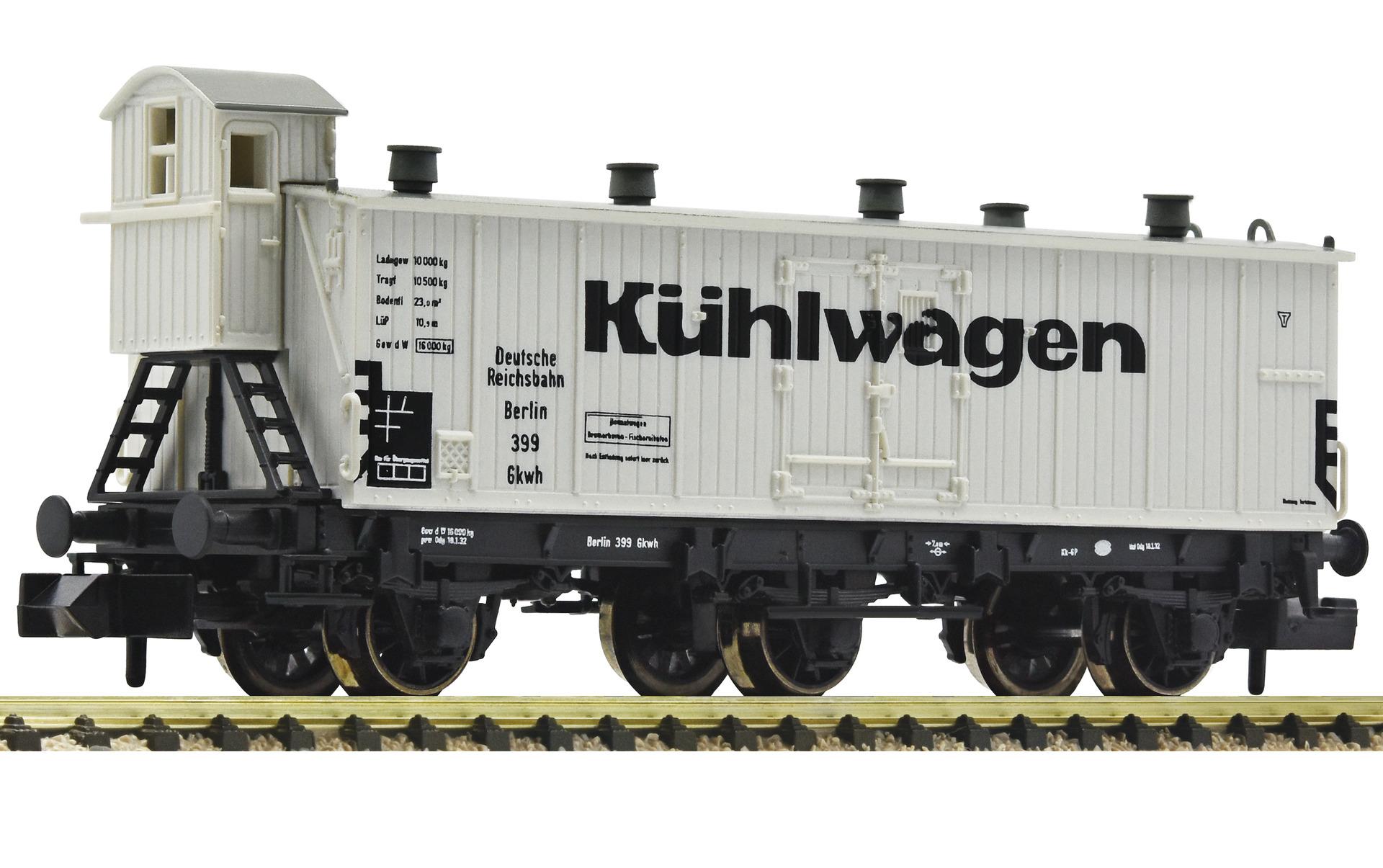 Fleischmann 838101 Kühlwagen der DRG