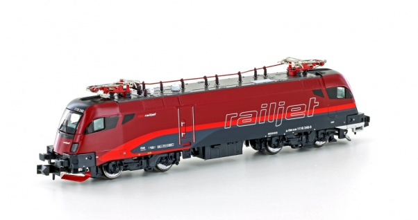 Hobbytrain H2785 Ellok BR 1116 ÖBB Taurus Railjet