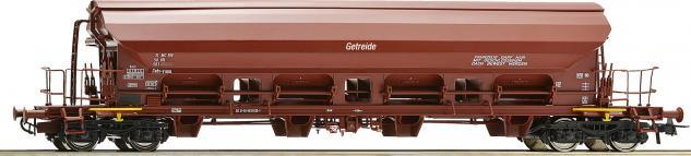 Roco 76523 Schwenkdachwagen Getreide