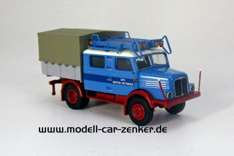 MCZ 03-324 IFA S4000 Bautruppwagen LPG