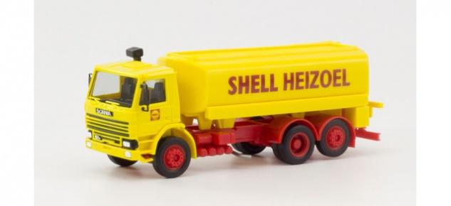 Herpa 310956 Scania 112 Tank-LKW Shell