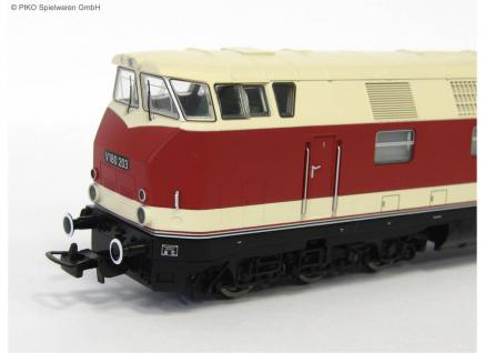 Piko 52574 Diesellok V180 DR mit GFK - Vorschau 2