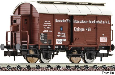 Fleischmann 845702 Weinkesselwagen