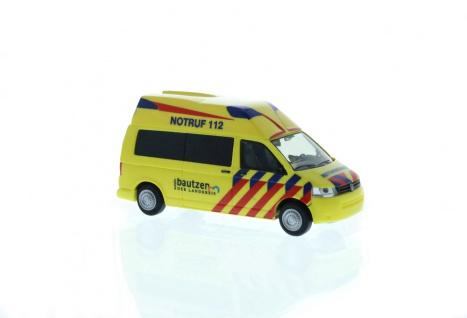 Rietze 53438 Ambulanz Mobile Radeberg