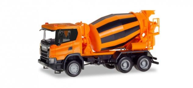 Herpa 309783 Scania CG17 Betonmischer
