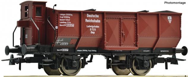Roco 76300 Offener Güterwagen Ludwigshafen