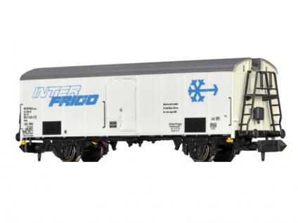 Brawa 67117 Kühlwagen Interfrigo der FS