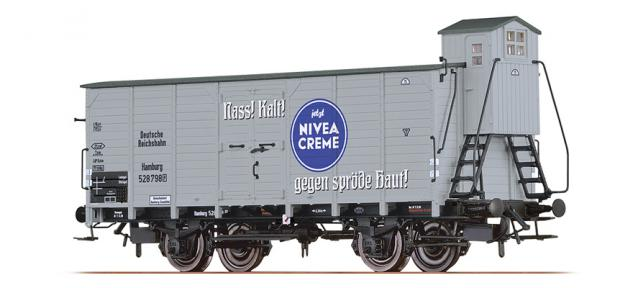 Brawa 49032 Güterwagen G10 Nivea DRG