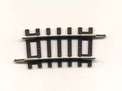Piko 55252 Gebogenes Gleis R2 7, 5 Grad