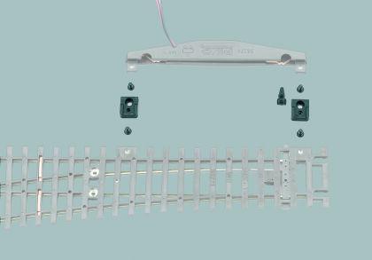 Piko 55273 Zurüstsatz Unterflurantrieb