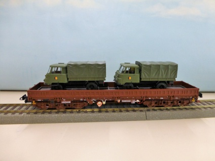 NPE Modellbau NW 22090 Schwerlastwagen - Vorschau 2