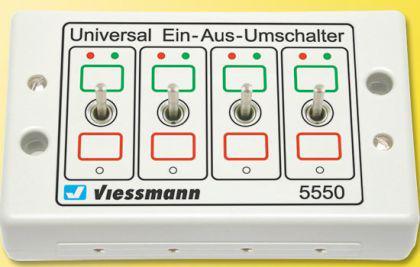 Viessmann 5550 Ein-Aus-Umschalter