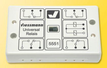 Viessmann 5551 Universal Relais