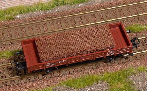 Busch 1682 Ladegut Stahlmatten