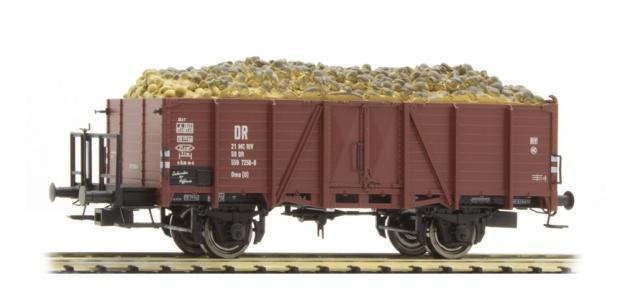 Brawa 48437 Offener Güterwagen der DR