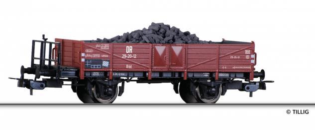 Tillig 76699 Offener Güterwagen Ox der DR