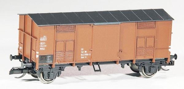 Hädl 113224 Gedeckter Güterwagen der DR
