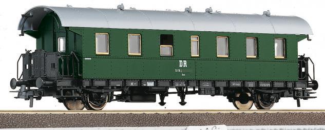 Roco 54201 Personenwagen der DR - Vorschau 1