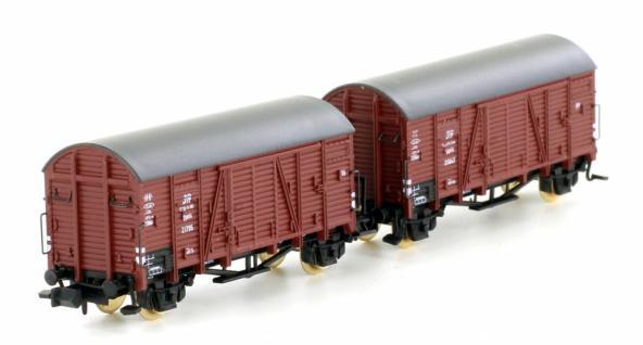 Hobbytrain H24913 Güterwagen Set Oppeln - Vorschau 1